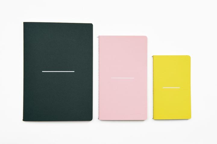 Lane Twin Tone Notebook