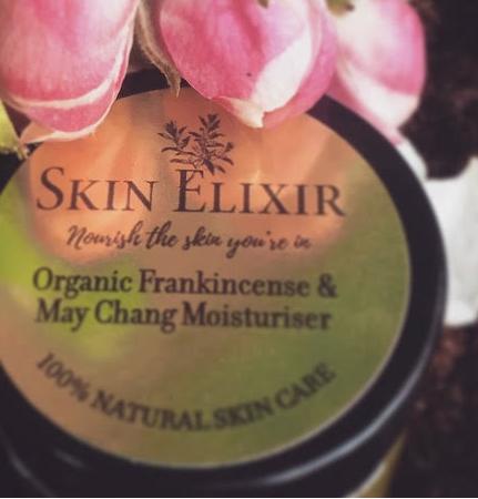 Frankincense & May Chang Moisturiser